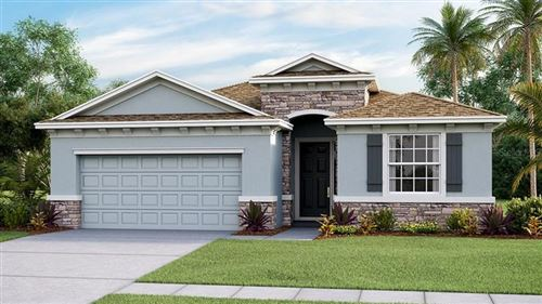 Photo of 16605 GOOSE RIBBON PLACE, WIMAUMA, FL 33598 (MLS # T3234267)