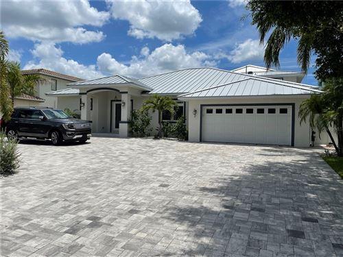 Photo of 416 BELLE ISLE AVENUE, BELLEAIR BEACH, FL 33786 (MLS # U8123268)