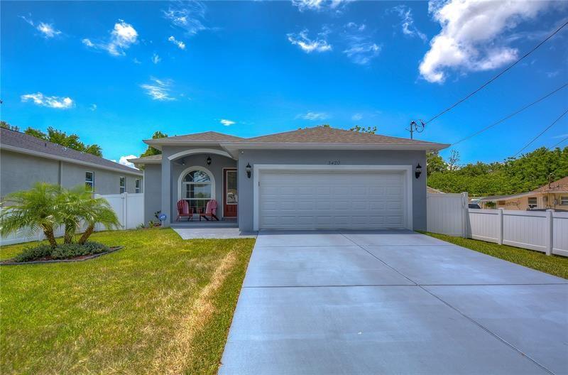 3420 W IDLEWILD AVENUE, Tampa, FL 33614 - MLS#: T3306268