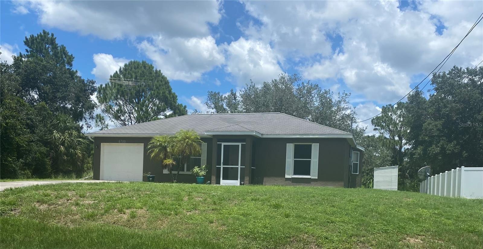 Photo of 6780 ABADY LANE, NORTH PORT, FL 34291 (MLS # C7446269)