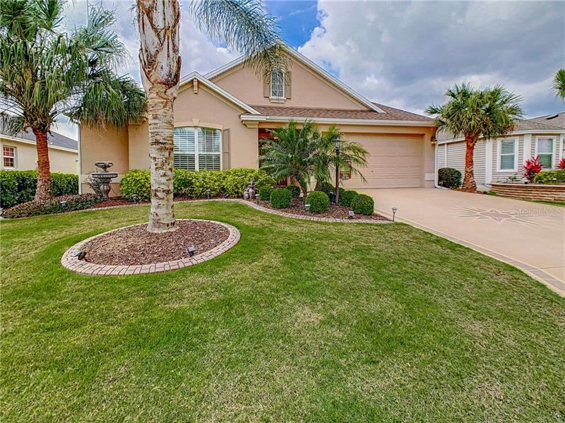 3738 TULIP TERRACE, The Villages, FL 32163 - #: OM602269
