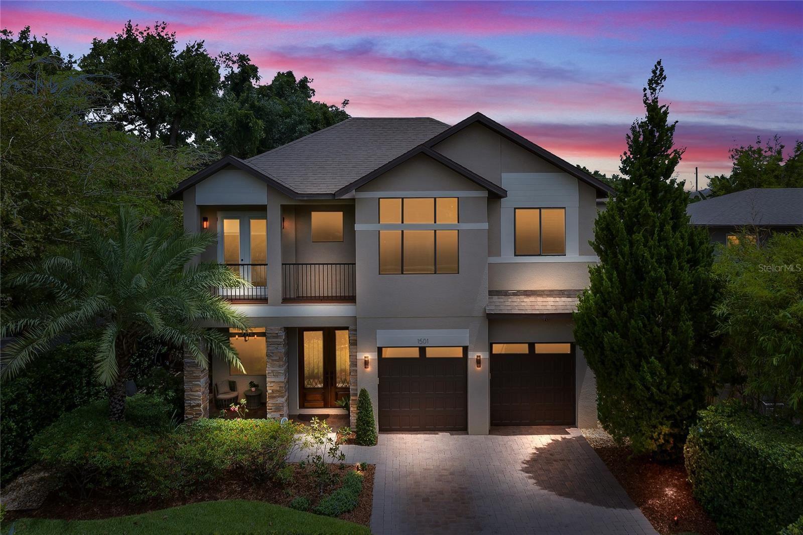 1501 GEORGE STREET, Orlando, FL 32806 - #: O5953270