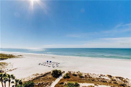 Photo of 3820 GULF BOULEVARD #604, ST PETE BEACH, FL 33706 (MLS # U8109271)