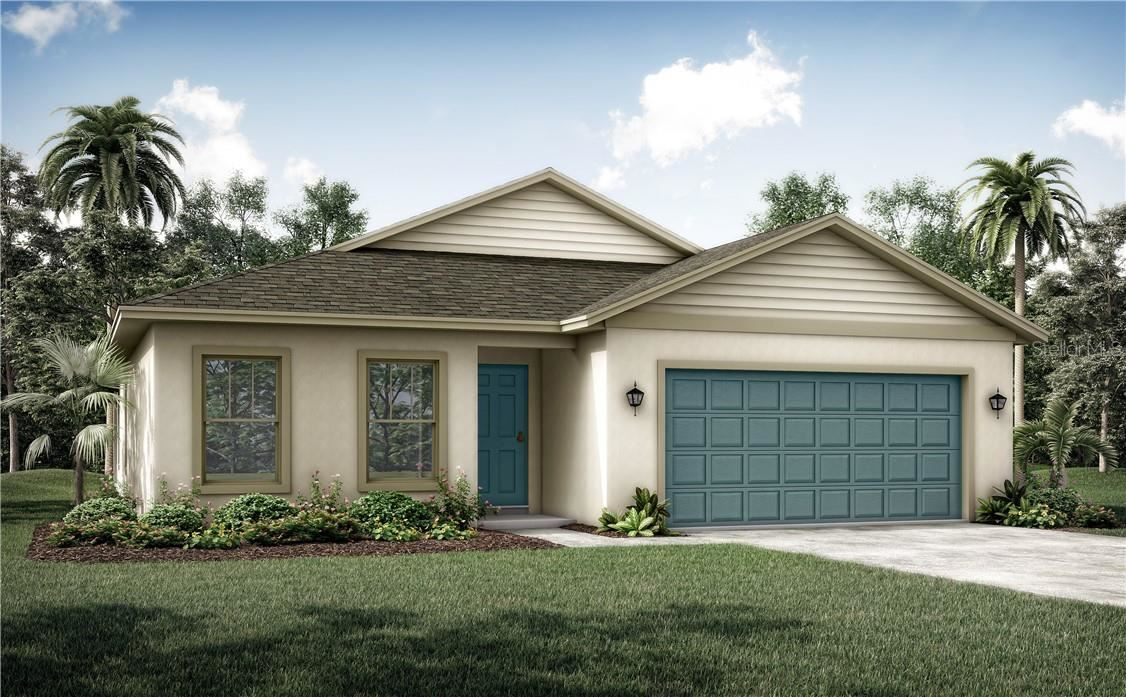 15312 DURANGO CIRCLE, Brooksville, FL 34604 - MLS#: T3285271