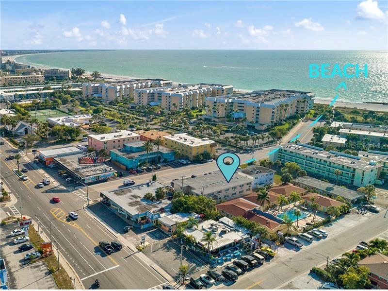 505 67TH AVENUE #8, Saint Pete Beach, FL 33706 - MLS#: U8068271