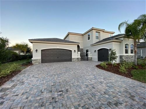 Photo of 2674 OAKWOOD PRESERVE DRIVE, WESLEY CHAPEL, FL 33543 (MLS # J924272)