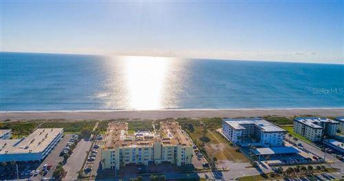 Photo of 4700 OCEAN BEACH BOULEVARD #222, COCOA BEACH, FL 32931 (MLS # O5974272)