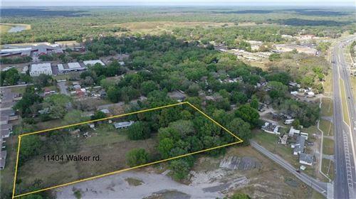 Photo of 11404 WALKER ROAD, THONOTOSASSA, FL 33592 (MLS # T3250272)