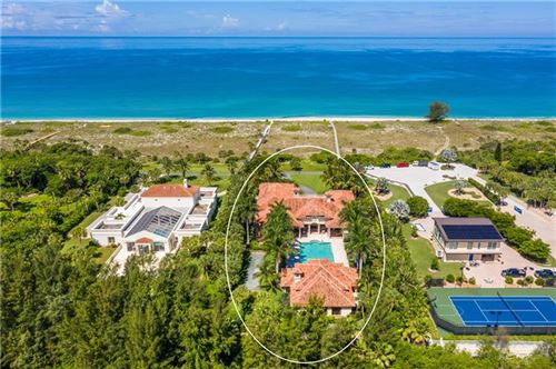 Photo of 1588 N CASEY KEY ROAD, OSPREY, FL 34229 (MLS # A4496273)