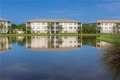 Photo of 800 SAN LINO CIRCLE #821, VENICE, FL 34292 (MLS # D6113273)