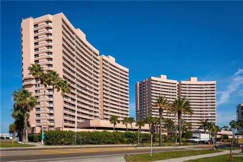 Photo of 1340 GULF BOULEVARD #14E, CLEARWATER BEACH, FL 33767 (MLS # U8124273)