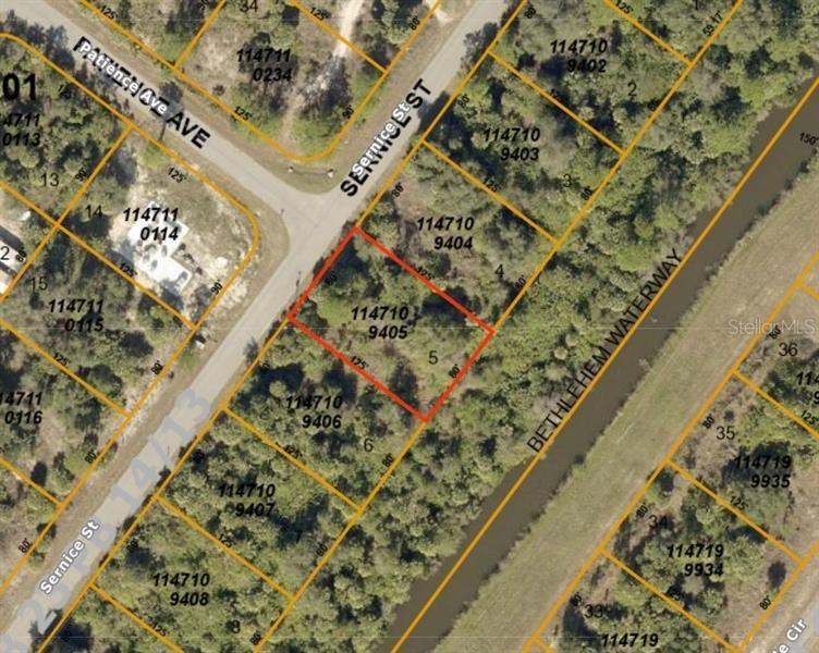 Photo of SERNICE STREET, NORTH PORT, FL 34288 (MLS # A4478274)