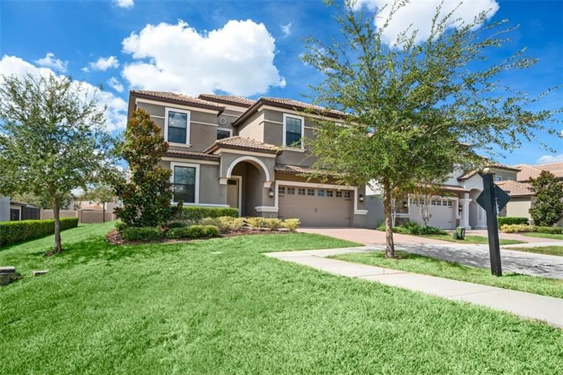 Photo for 1491 ROLLING FAIRWAY DR., CHAMPIONS GATE, FL 33896 (MLS # O5819274)
