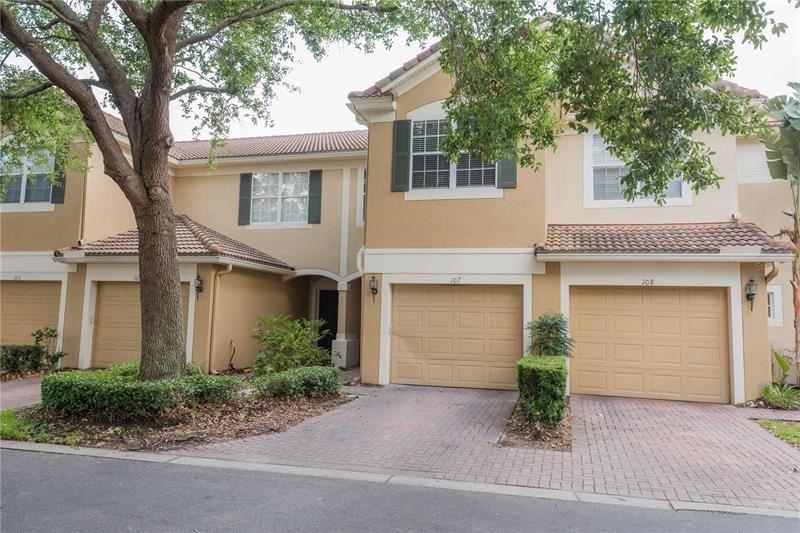 3582 SHALLOT DRIVE #107, Orlando, FL 32835 - MLS#: O5942274