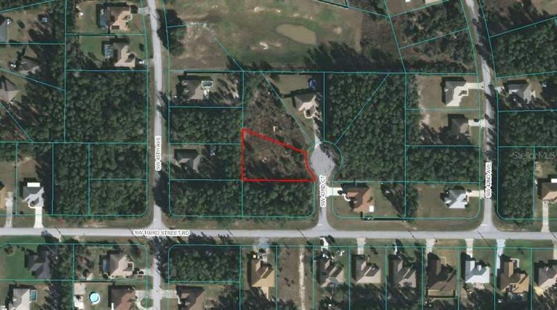 Photo for LOT 45 SW 43RD COURT, OCALA, FL 34476 (MLS # OM610274)