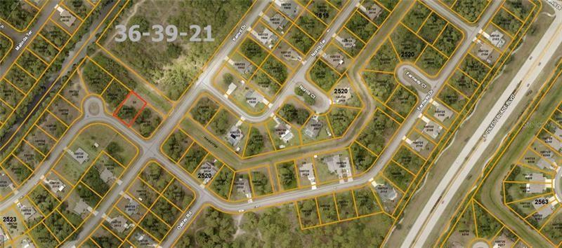 Photo of Lot 30 FERNWAY DRIVE, NORTH PORT, FL 34288 (MLS # D6108275)