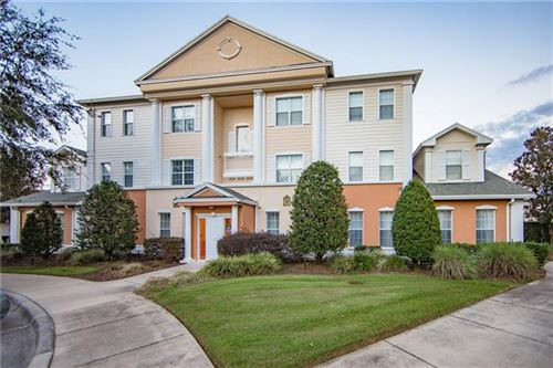 Photo of 7644 HERITAGE CROSSING WAY #102, REUNION, FL 34747 (MLS # O5832276)