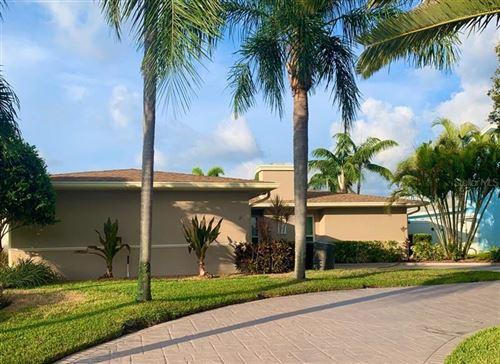 Photo of 280 N JULIA CIRCLE, ST PETE BEACH, FL 33706 (MLS # U8093276)