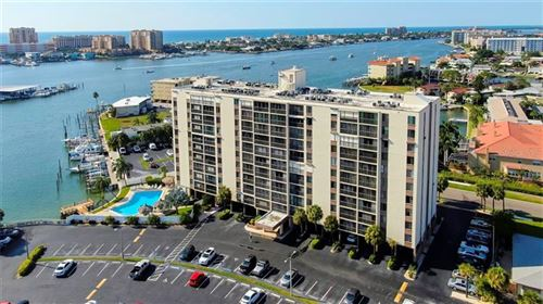 Photo of 255 DOLPHIN POINT #802, CLEARWATER BEACH, FL 33767 (MLS # U8094276)