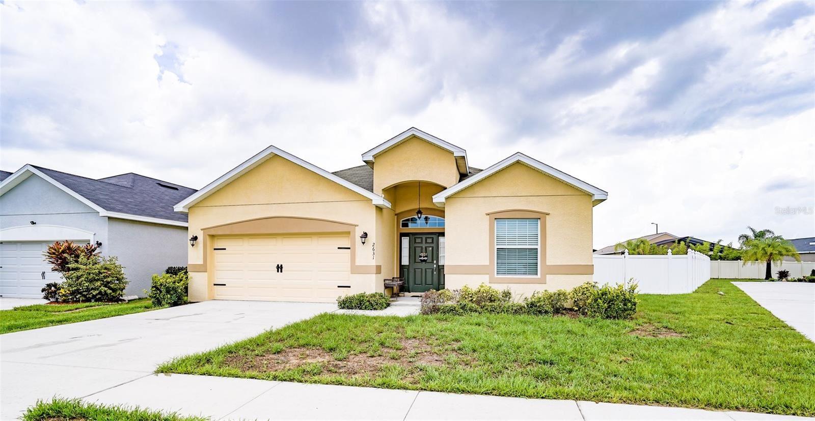 2631 SANDERLING STREET, Haines City, FL 33844 - #: P4916276