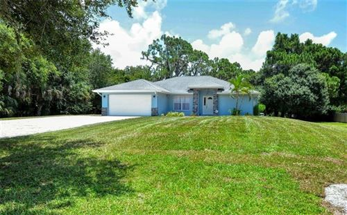 Photo of 489 FAITH AVENUE, OSPREY, FL 34229 (MLS # A4472277)