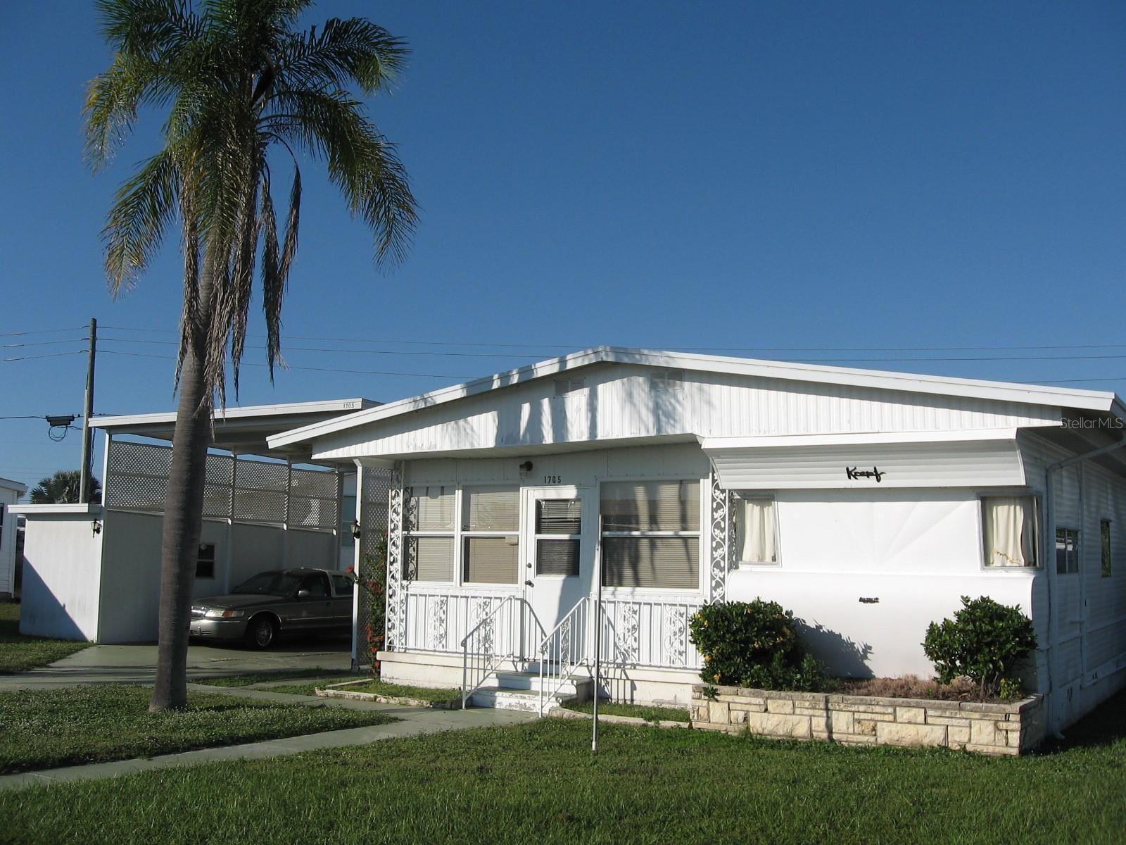 1705 MICHIGAN AVENUE, Bradenton, FL 34207 - #: A4515277