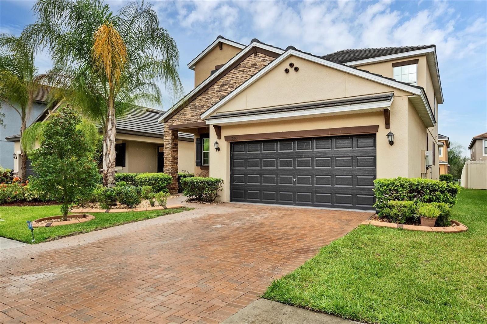 1003 OLIVETO VERDI COURT, Brandon, FL 33511 - MLS#: T3315277