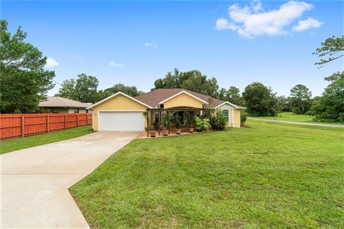 Photo of 20305 SW 83RD PLACE, DUNNELLON, FL 34431 (MLS # OM624278)