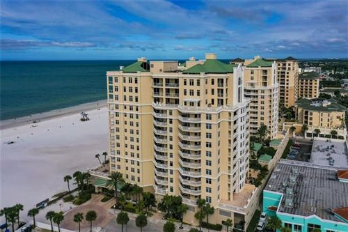 Photo of 10 PAPAYA STREET #504, CLEARWATER BEACH, FL 33767 (MLS # U8071278)