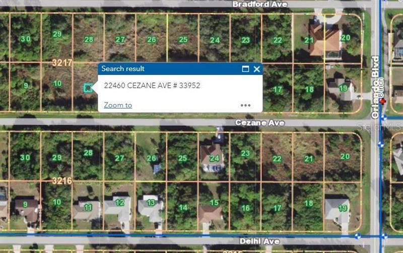 Photo of 22460 CEZANE AVENUE, PORT CHARLOTTE, FL 33952 (MLS # D6113278)
