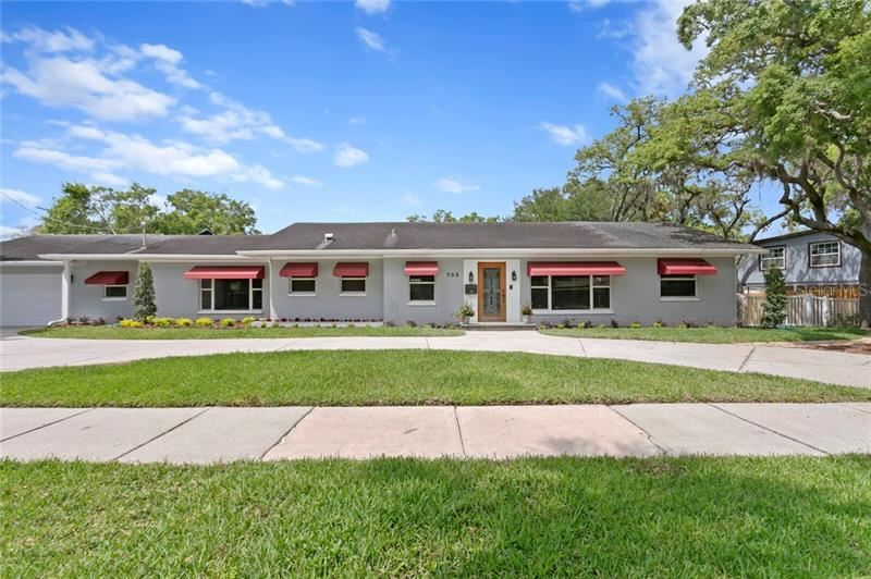 705 S WEST SHORE BOULEVARD, Tampa, FL 33609 - MLS#: A4497279