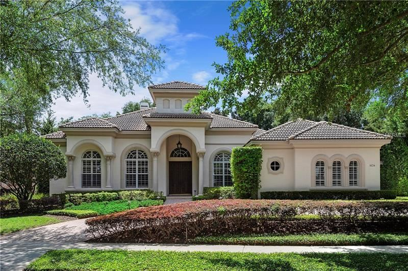 Photo for 1634 LOOKOUT LANDING CIRCLE, WINTER PARK, FL 32789 (MLS # O5777279)