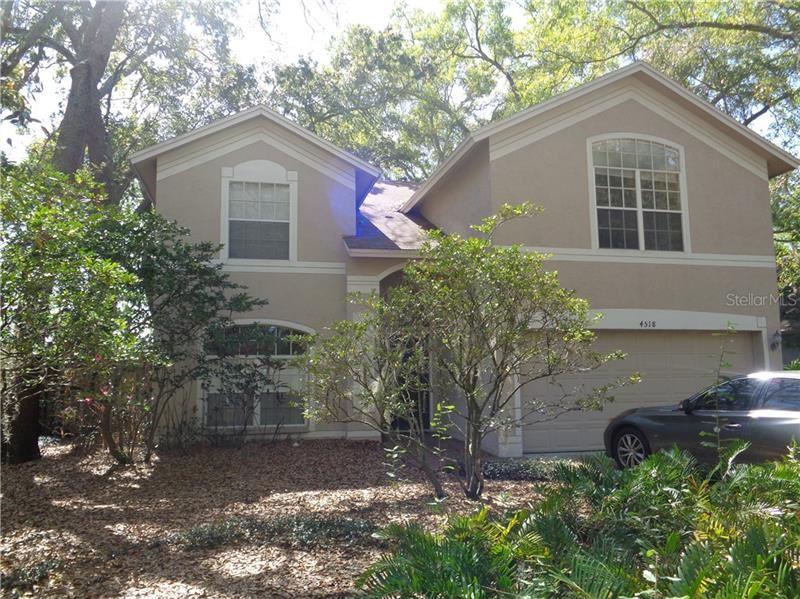 4518 HIDDEN SHADOW DRIVE, Tampa, FL 33614 - #: T3229279