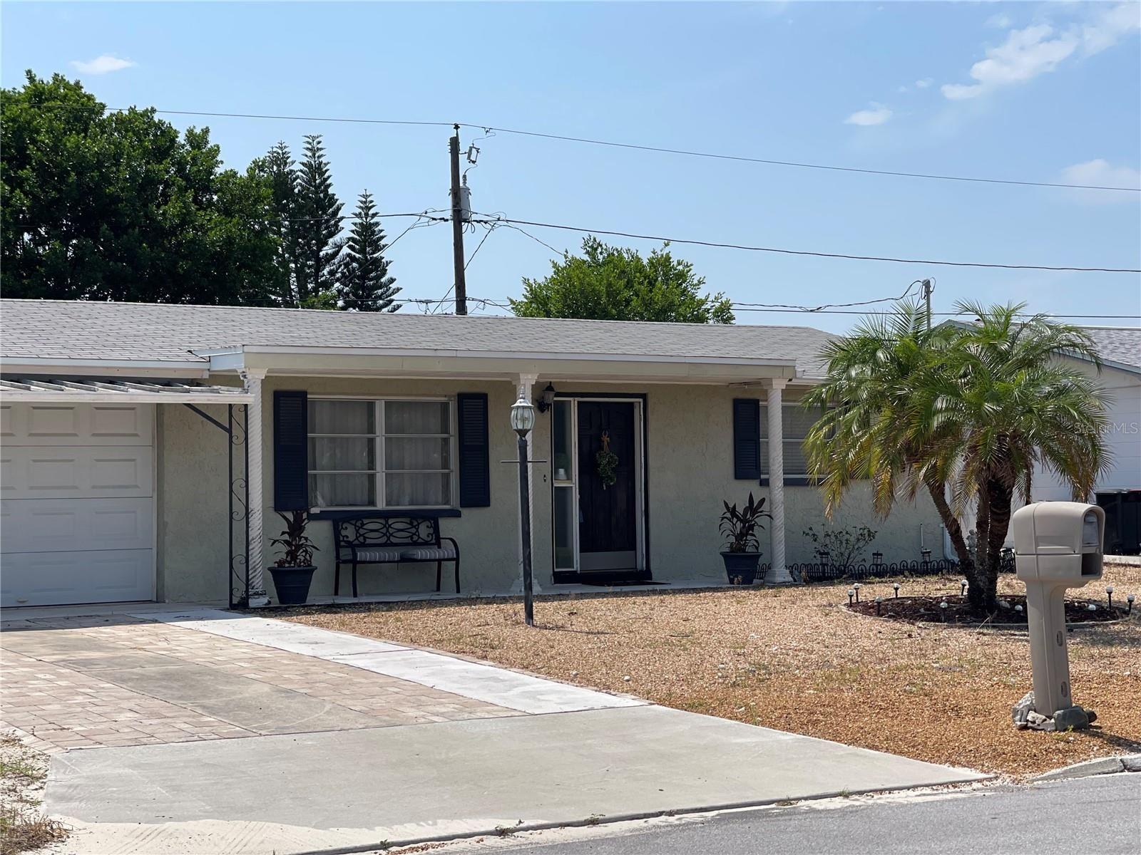 3511 CANTRELL STREET, New Port Richey, FL 34652 - #: W7836279