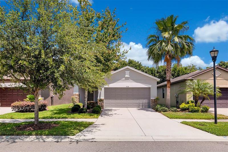 9318 SAPPHIREBERRY LANE, Riverview, FL 33578 - MLS#: U8122280
