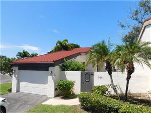 Photo of 766 SARABAY ROAD #9, OSPREY, FL 34229 (MLS # A4446281)