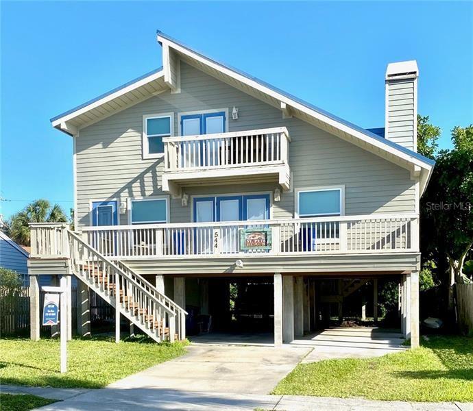 544 72ND AVENUE, Saint Pete Beach, FL 33706 - MLS#: U8118281