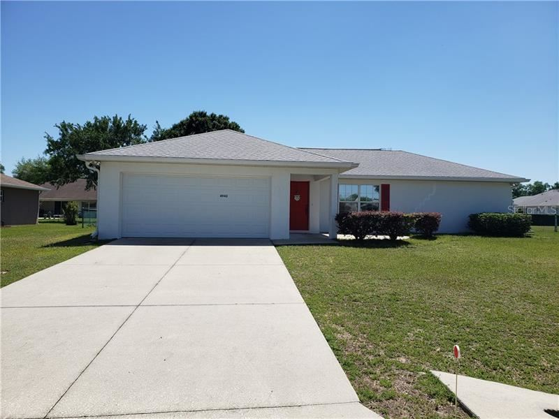 Photo for 4942 NW 32ND PLACE, OCALA, FL 34482 (MLS # OM618282)