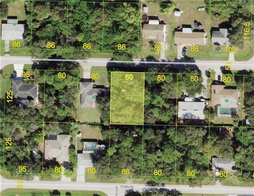 Photo of 20295 BANNER AVENUE, PORT CHARLOTTE, FL 33952 (MLS # D6121284)