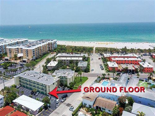 Photo of 6767 SUNSET WAY #106, ST PETE BEACH, FL 33706 (MLS # U8084284)