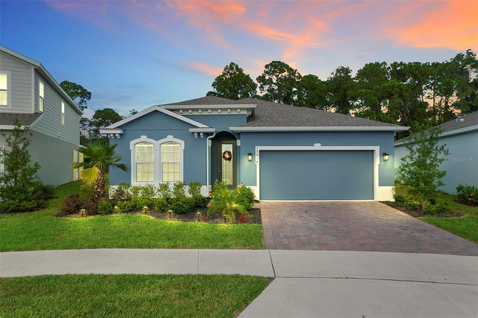 Photo for 17019 BASSWOOD LANE, CLERMONT, FL 34714 (MLS # O5978285)