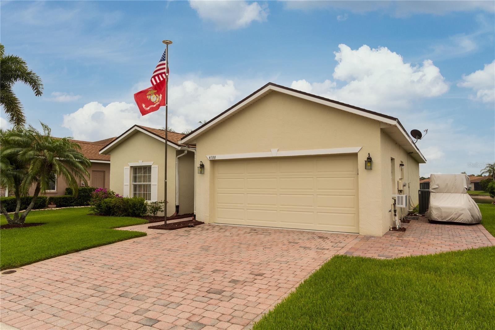 Photo of 4188 MUIRFIELD LOOP, LAKE WALES, FL 33859 (MLS # P4916285)
