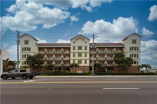 Photo of 14010 GULF BOULEVARD #204, MADEIRA BEACH, FL 33708 (MLS # U8075287)