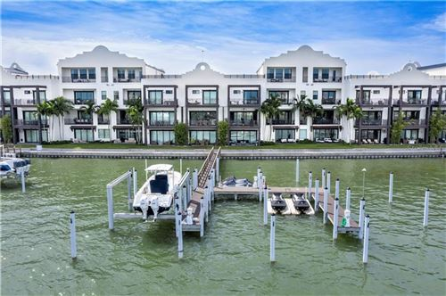 Photo of 182 BRIGHTWATER DRIVE #5, CLEARWATER BEACH, FL 33767 (MLS # U8098287)