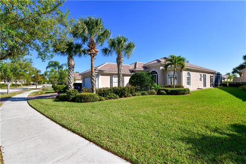 Photo of 5823 BENEVENTO DRIVE, SARASOTA, FL 34238 (MLS # A4464288)