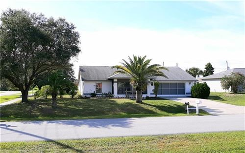 Photo of 1991 LOGSDON STREET, NORTH PORT, FL 34287 (MLS # A4466288)