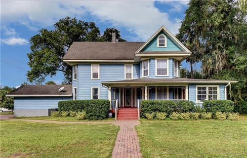 Photo of 1229 W NEW YORK AVENUE, DELAND, FL 32720 (MLS # V4911288)