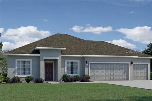 Photo of 4831 SW 108TH PLACE, OCALA, FL 34473 (MLS # T3337289)