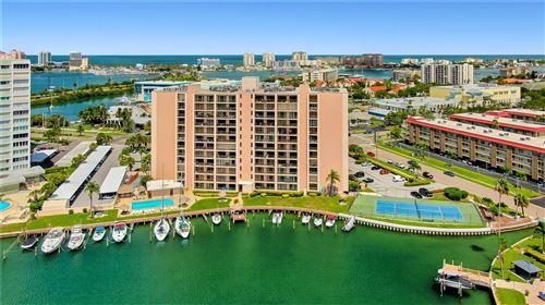 Photo of 51 ISLAND WAY #206, CLEARWATER BEACH, FL 33767 (MLS # U8137289)