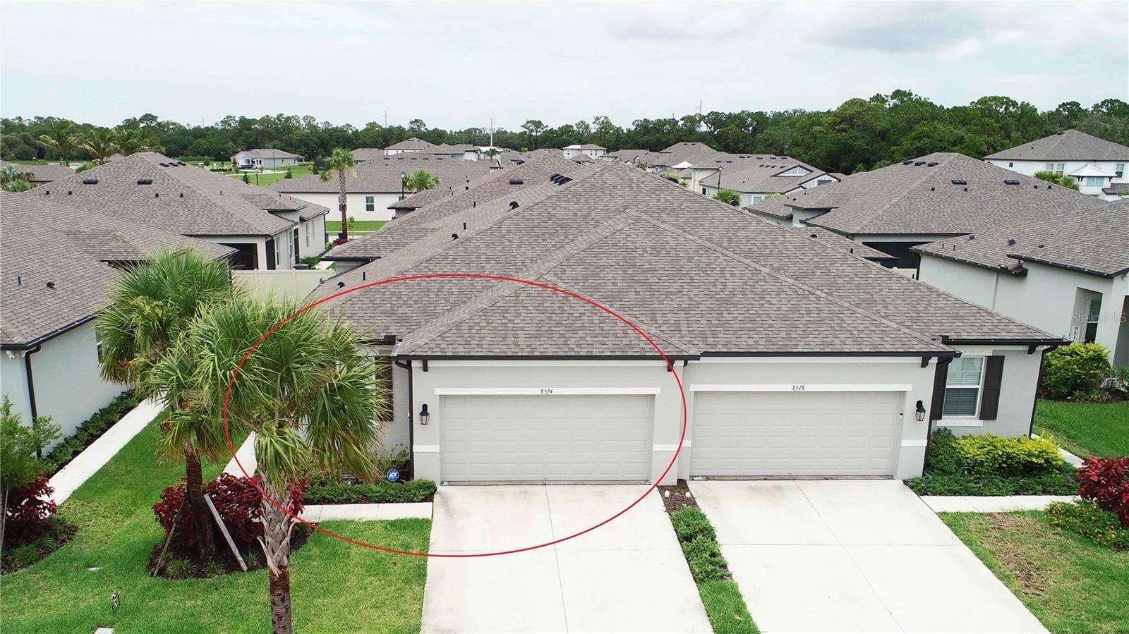 Photo of 8524 CACHE DRIVE, SARASOTA, FL 34240 (MLS # T3313289)